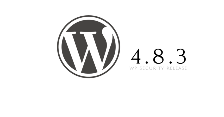 WordPress 4.8.3 – nahlaste chyby v kompatibilitě pluginů