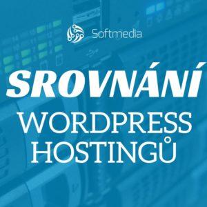 Srovnání WordPress hostingů