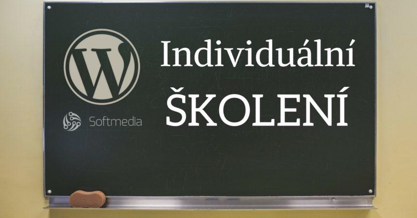 Individuální školení na WordPress