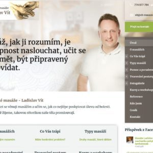 Masáže Ladislav Vít