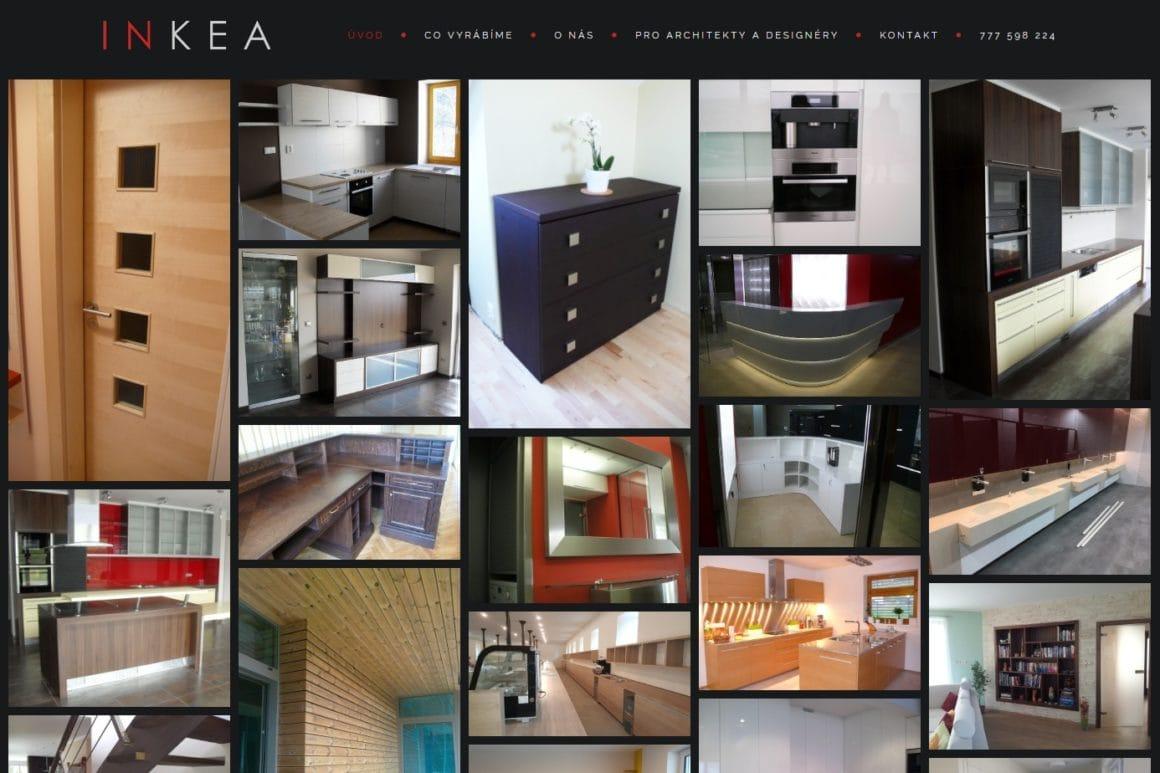 Inkea – výroba nábytku