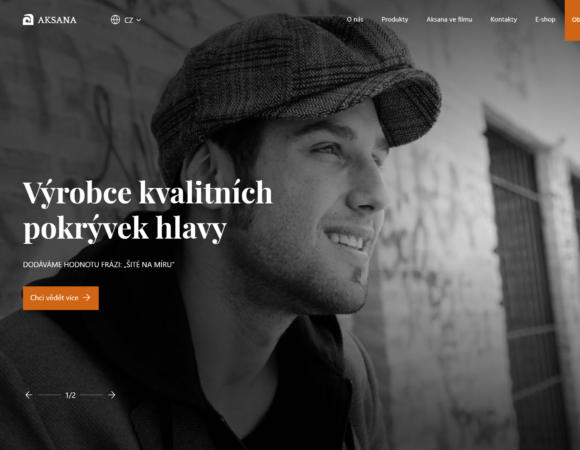 AKSANA – výrobce klobouků
