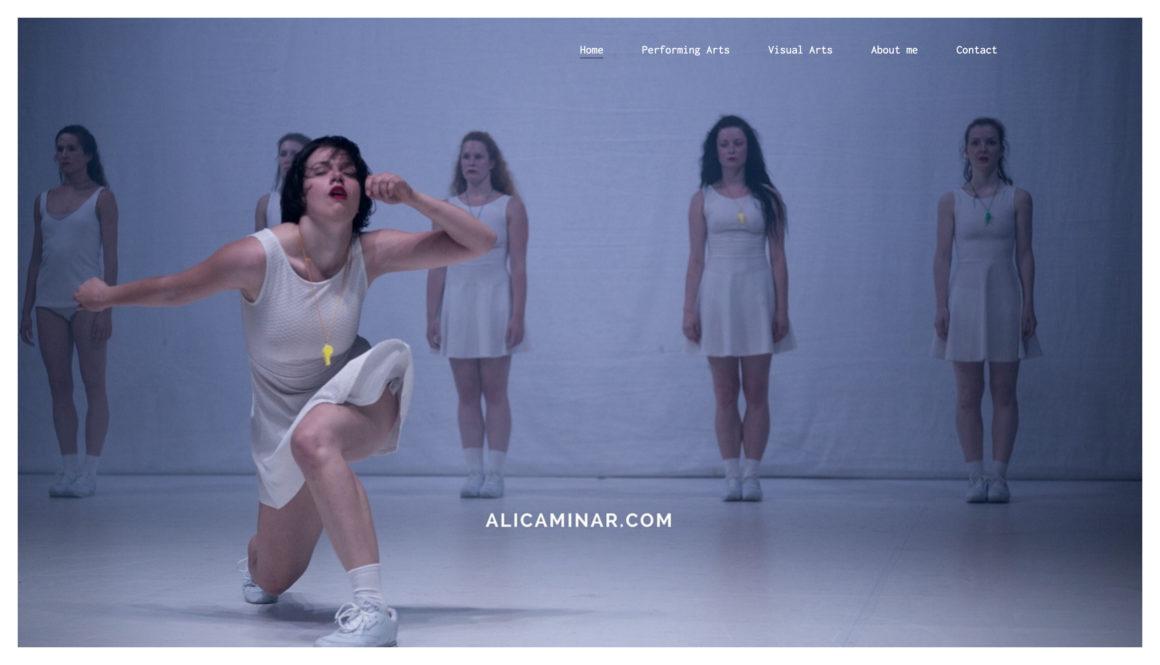 Alicaminar.com – choregrafka