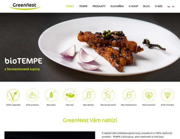 Greennest – Tempe superfood
