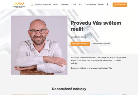 Realitní kancelář Vodehnal