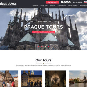 Prague Tours, Trips and Tickets