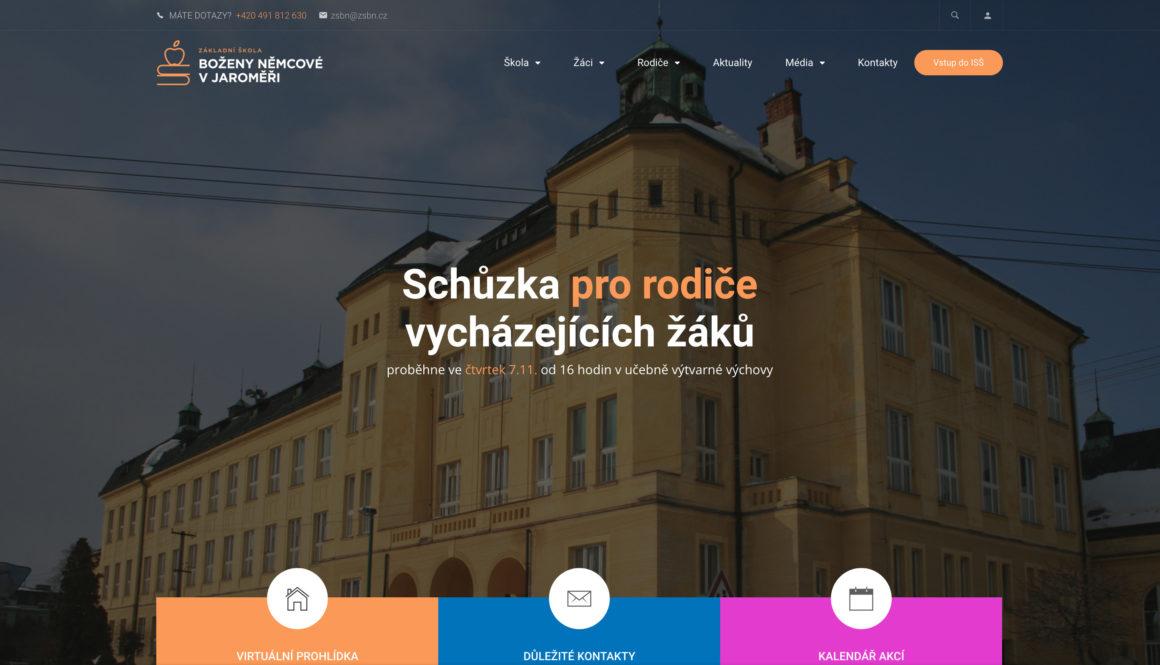 Základní škola Boženy Němcové