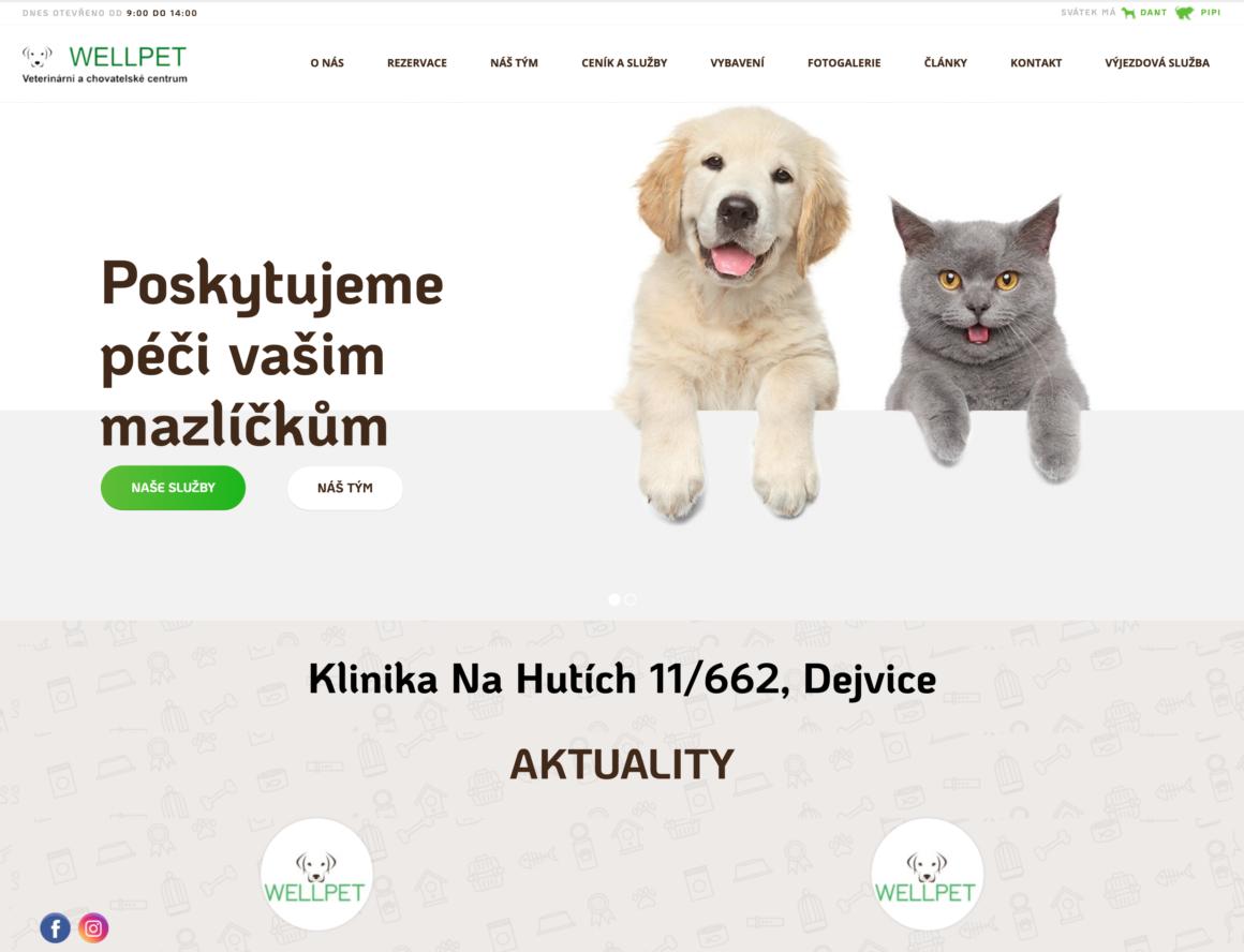 WellPet – veterina Praha