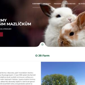 JR Farm – krmiva zfarmy