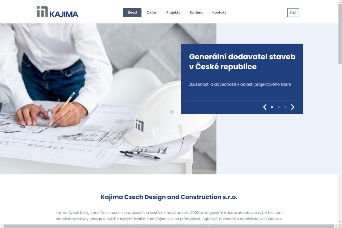 Kajima – stavební firma