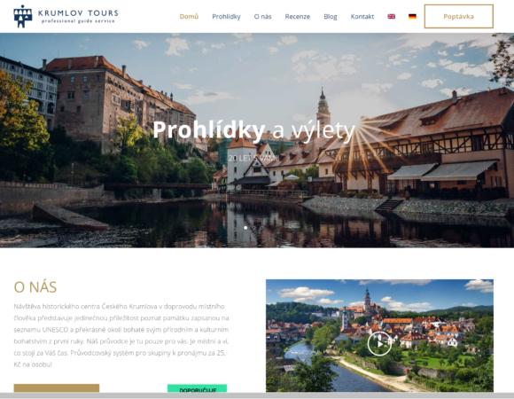 Krumlov Tours – turistické prohlídky