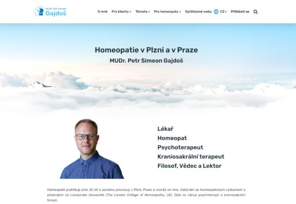 MUDr. Gajdoš – homeopatie