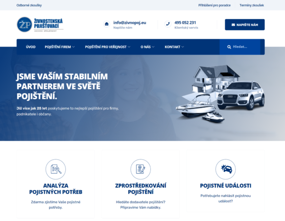 Živnostenská pojišťovací a.s.