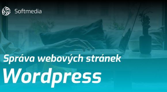 Správa WordPress webových stránek