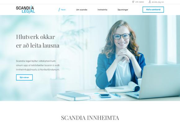 Scandia.is – islandská finanční společnost