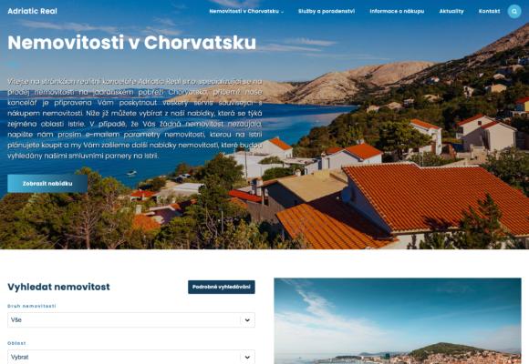 Prodej nemovitostí vChrovatsku