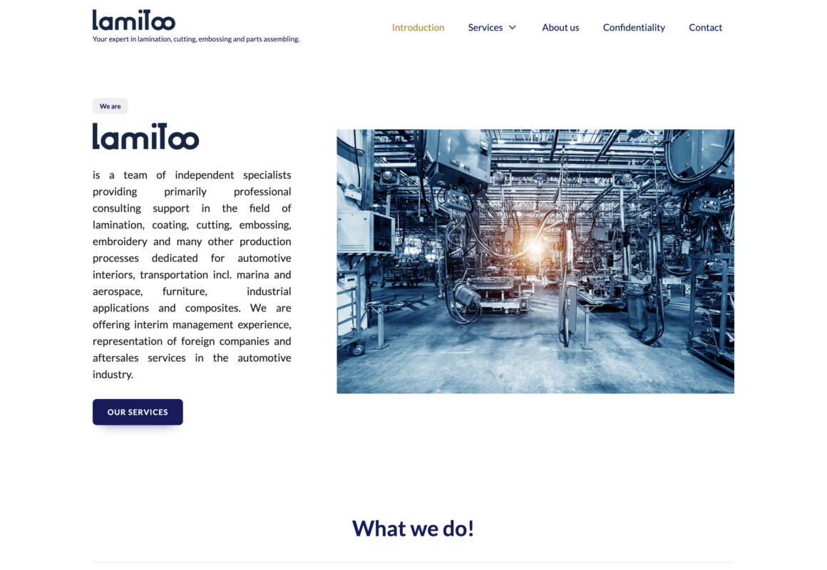 LamiToo – expertní skupina