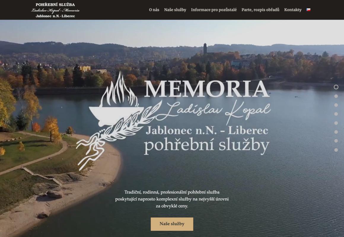Pohřební služba Liberec