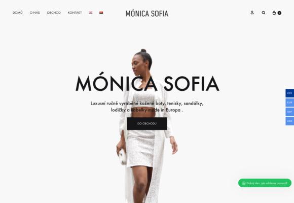 MÓNICA SOFIA – módní eshop